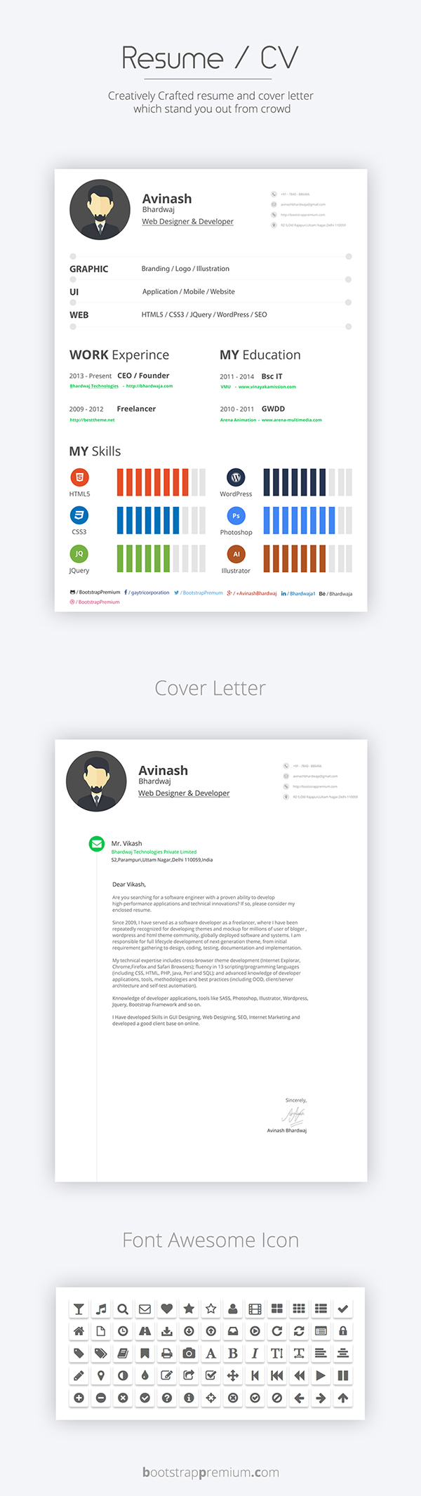 Web Designer Resume:  Ui Developer Resume