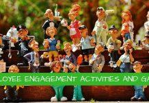 Employee Engagement Activities Games