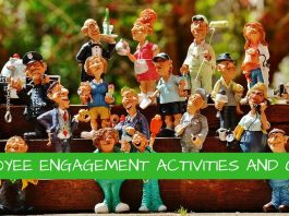 Employee Engagement Activities Games