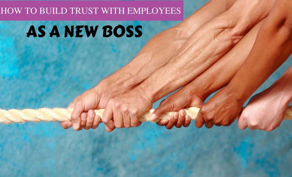 Build Trust with Employees