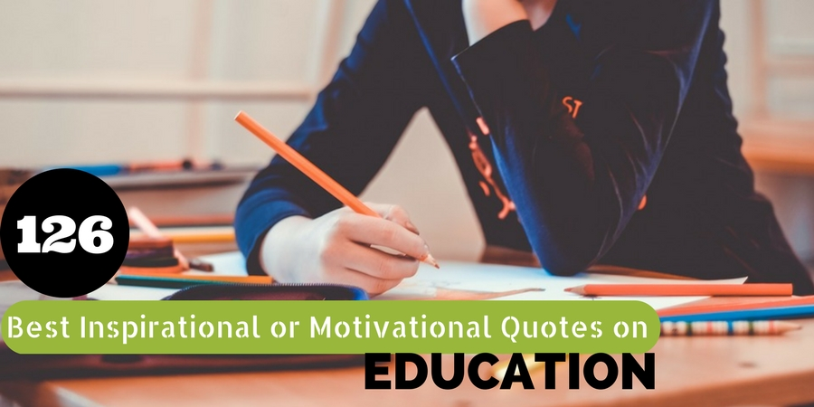 Best Education Quotes