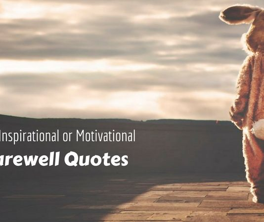 Best Farewell Quotes