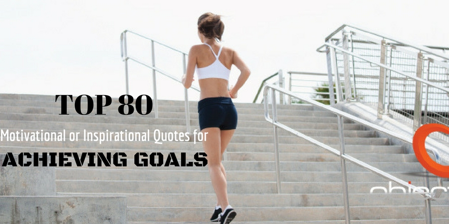 Best Quotes About Goals