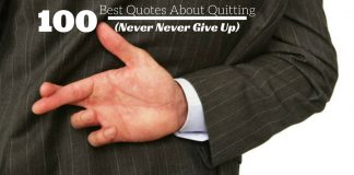 Quotes About Quitting
