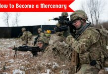 Become a Mercenary