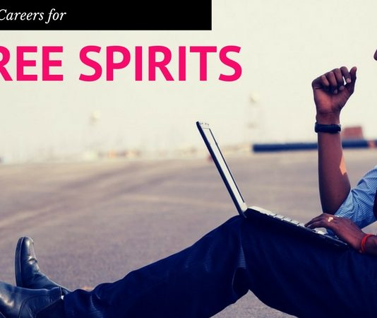 Careers for Free Spirits