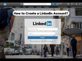 Create a LinkedIn Account