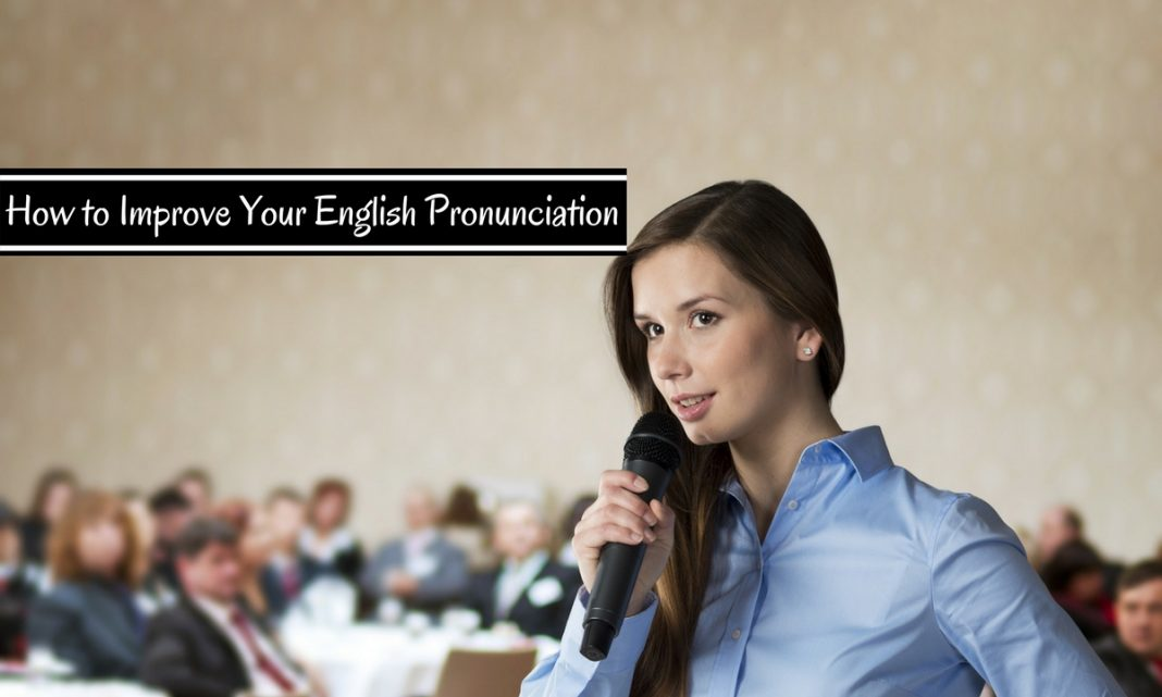 English Pronunciation Practice Tips