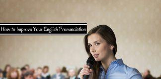 English Pronunciation Practice Tips