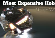 Expensive Hobbies