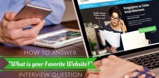 Favourite Website