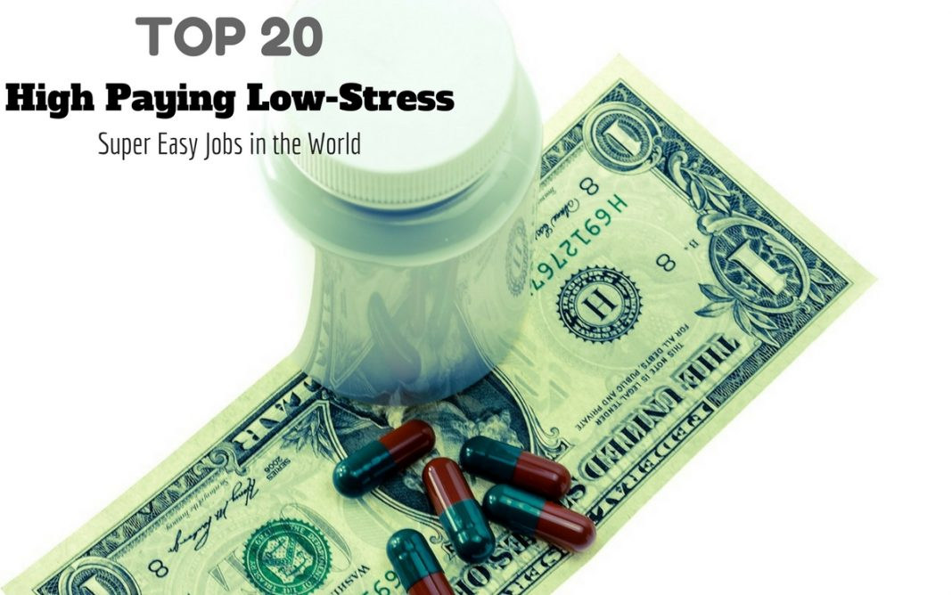 Top 10 Low-Stress Jobs That Pay Well