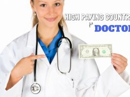 Highest Paying Countries for Doctors