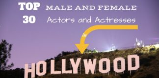 Hollywood Actors Actresses