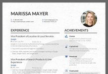 marissa mayer cv lessons that will inspire you