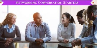 Networking Conversation Starters