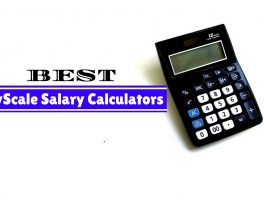 PayScale Salary Calculator