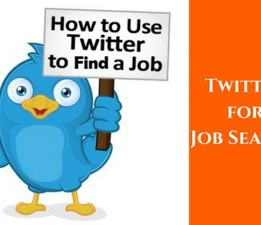 Twitter for Job Search