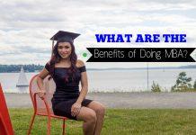 Benefits of Doing MBA