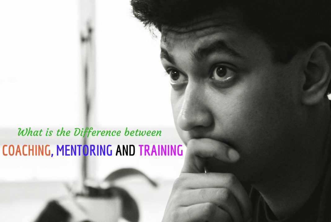 Coaching, Mentoring and Training