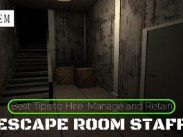 Escape Room Staff Jobs