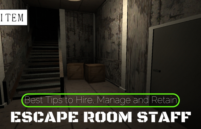 Escape Room Staff Jobs