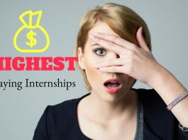 Highest Paying Internships