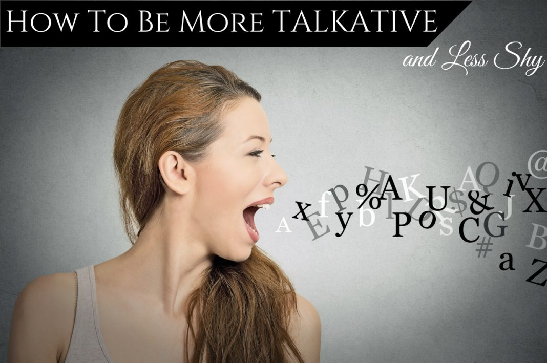 How To Be More Talkative