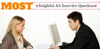 Insightful Job Interview Questions
