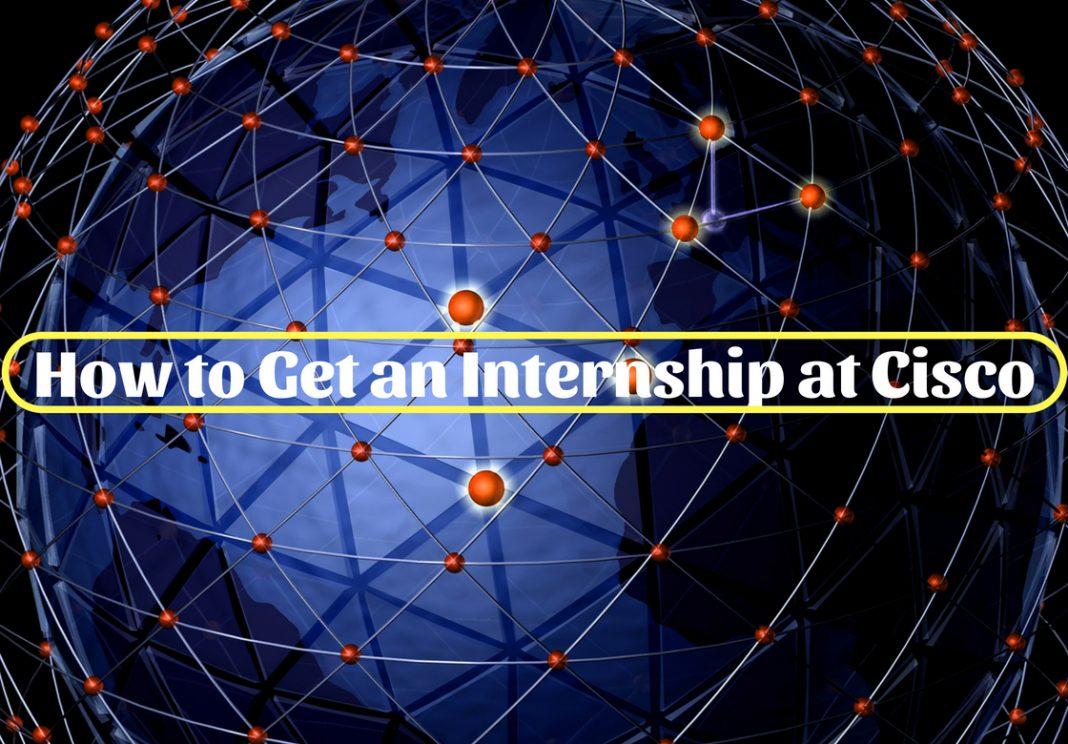 Internship at Cisco