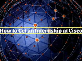 Internship at Cisco