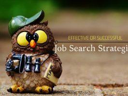Job Search Strategies