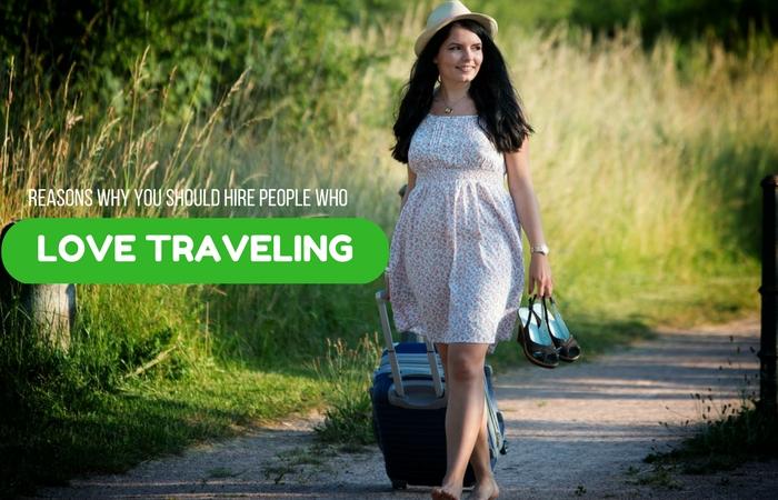 Love Traveling