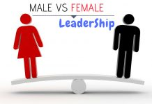 Male vs Female Leadership