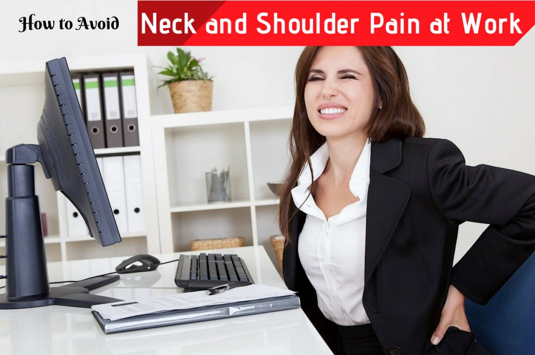 Neck Shoulder Pain at Work