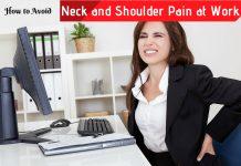 Neck Shoulder Pain at Work