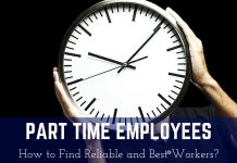 Part Time Workers