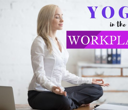 Yoga at Workplace