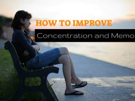 Concentration and Memory